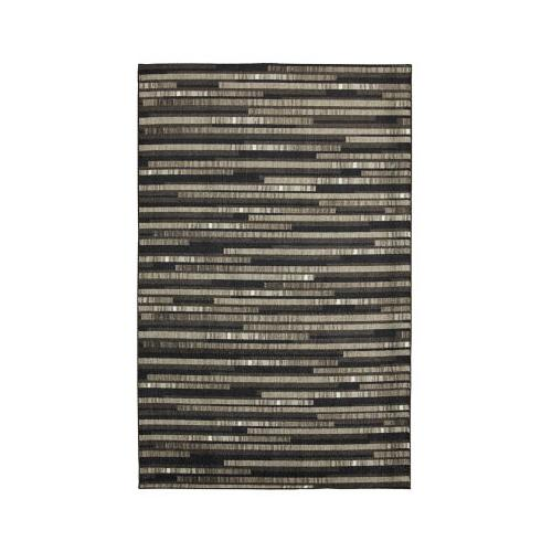 Mohawk - Stacked Tile, Charcoal- Rectangle