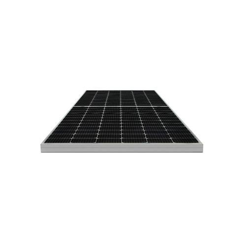 LG - 440W High Efficiency LG NeON® H BiFacial Solar Panel with 144 Cells (6 x 24), Module Efficiency: 19.8%, Connector Type: MC4