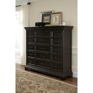 Pulaski Furniture - Caldwell 17 Drawer Master Chest