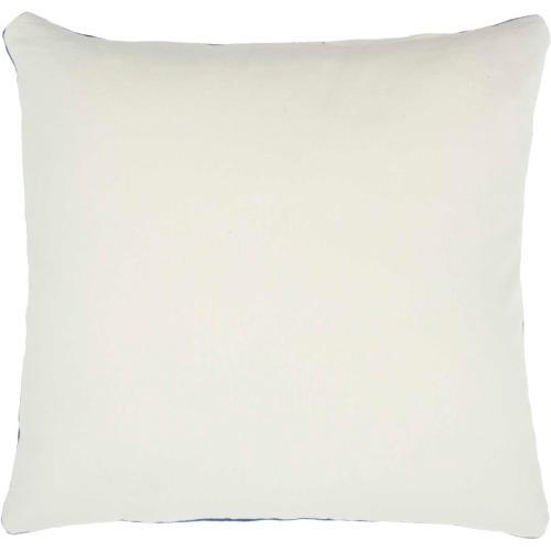 "Life Styles Ss900 Navy 16"" X 16"" Throw Pillow"