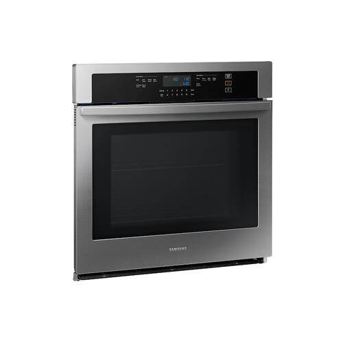 """Gallery - 30"""" Smart Single Wall Oven in Stainless Steel"""