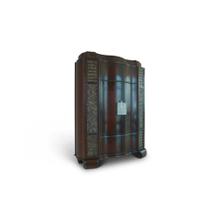 See Details - Art Deco Armoire
