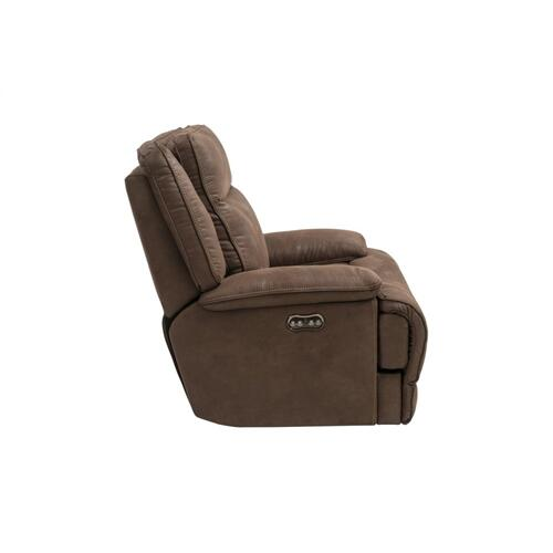 Lawson Chocolate Recliner