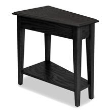 Slate Shaker Wedge Table w/ Slate Top #9035-SL/SL