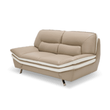 Carlin Leather Loveseat
