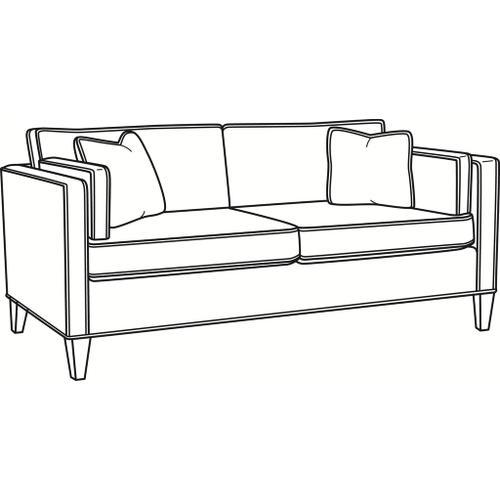 Braxton Culler Inc - Manhattan Loft Sofa