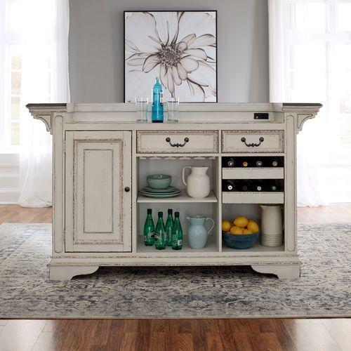 Liberty Furniture Industries - Bar Base