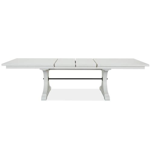 Magnussen Home - Trestle Dining Table