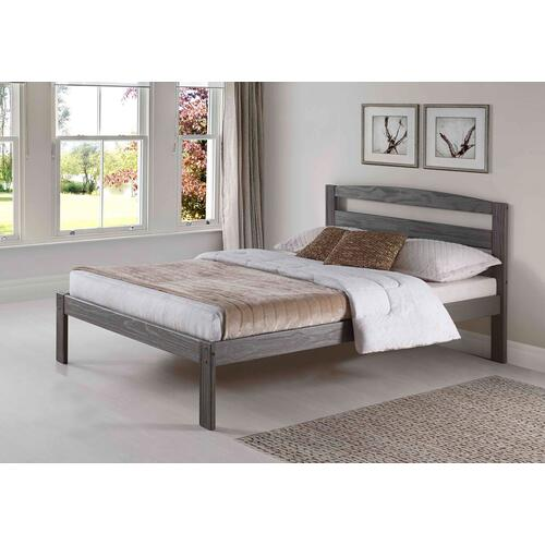 Kingston Platform Bed---FULL SIZE