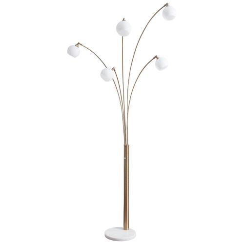 Signature Design By Ashley - Taliya Arc Lamp