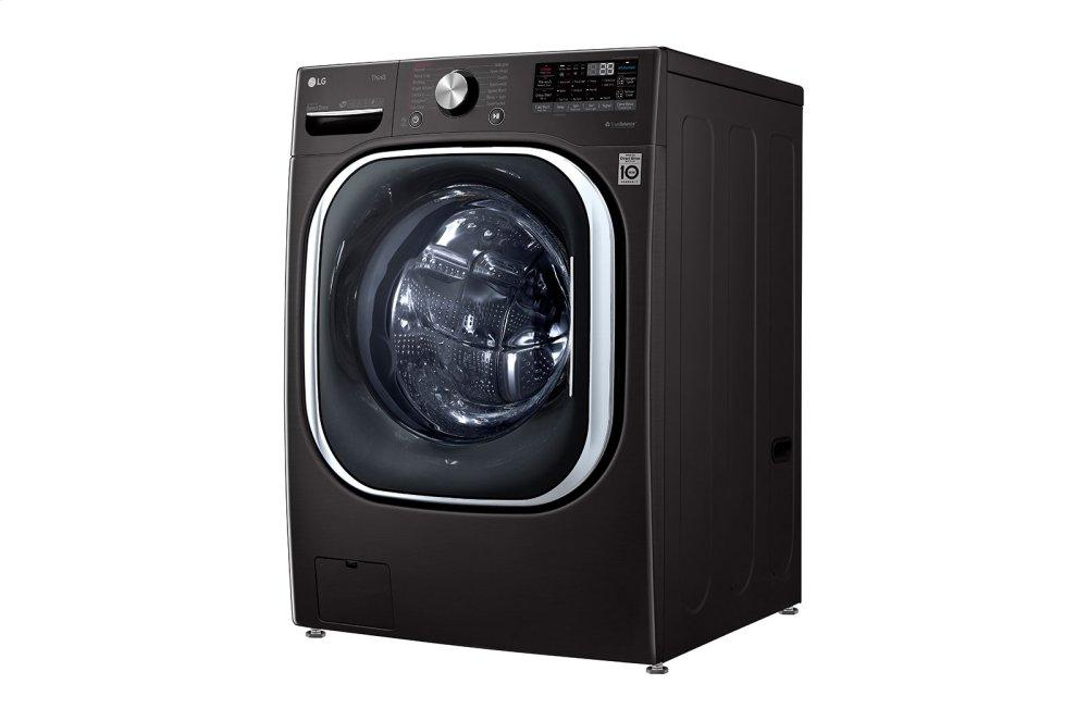 5.0 cu. ft. Mega Capacity Smart wi-fi Enabled Front Load Washer with TurboWash™ 360(degree) and Built-In Intelligence Photo #5