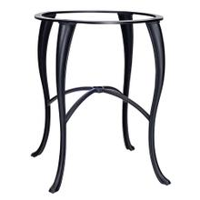 View Product - Cabriole Bar Height Table Base