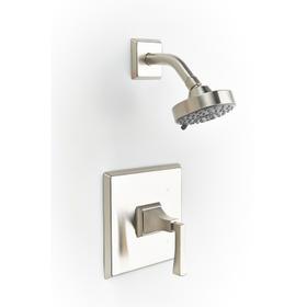 Shower Trim Leyden (series 14) Satin Nickel