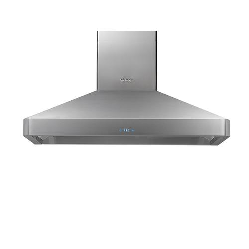"""Dacor - 30"""" Chimney Wall Hood, Silver Stainless Steel"""