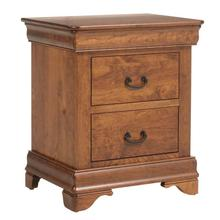 Versailles 2 Drawer Nightstand