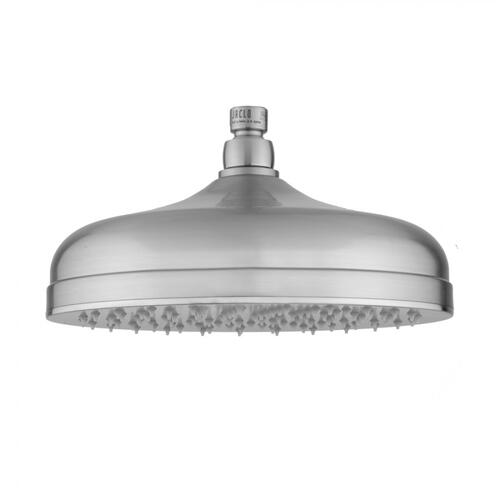 "Satin Nickel - 10"" Traditional Rain Machine®- 1.5 GPM"