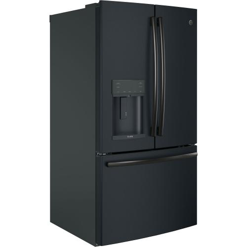 Gallery - GE Profile™ Series ENERGY STAR® 27.7 Cu. Ft. French-Door Refrigerator with Hands-Free AutoFill