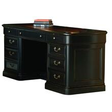 Louis Philippe Executive Credenza