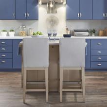 Linear 3 Piece Kitchen Island Set