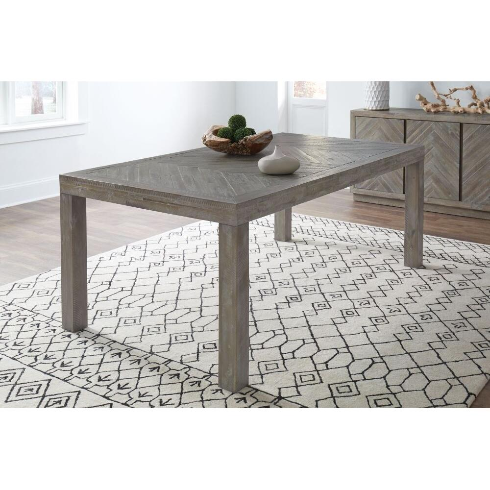 Herringbone Extension Table