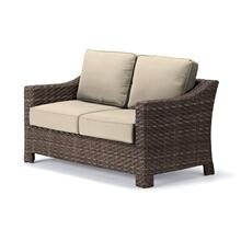 Lake Shore Wicker Two-Seat Loveseat