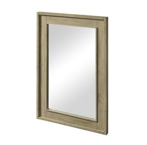 """River View 25"""" Mirror - Toasted Almond Product Image"""