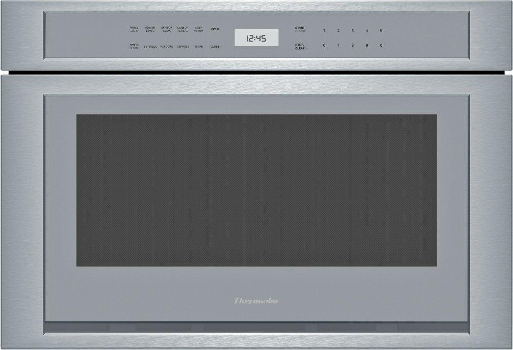Thermador24-Inch Built-In Microdrawer® Microwave