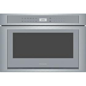 MicroDrawer® Microwave 24'' Stainless Steel MD24WS