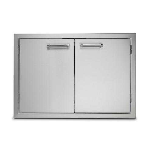 """Viking - 30"""" Stainless Steel Double Access Doors - VOADD5301SS"""