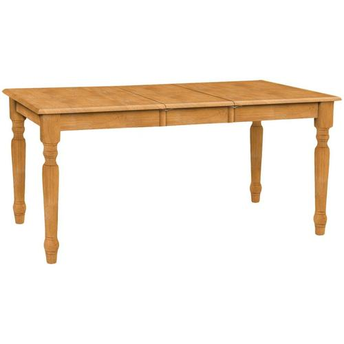 Extension Table w/ Turned leg