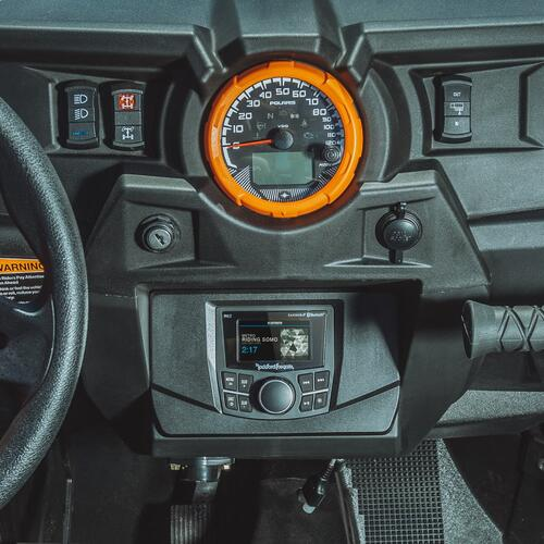 Rockford Fosgate - Stereo Kit for Select Polaris® RZR® Models
