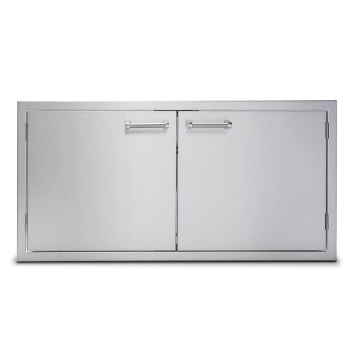 "42"" Stainless Steel Double Access Doors - VOADD5421SS Outdoor Series"
