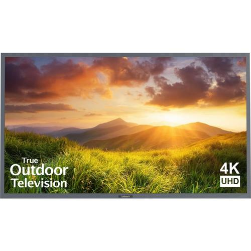 "75"" Signature Outdoor TV - Partial Sun - 2160p - 4K Ultra HD LED TV - SB-S-75-4K"