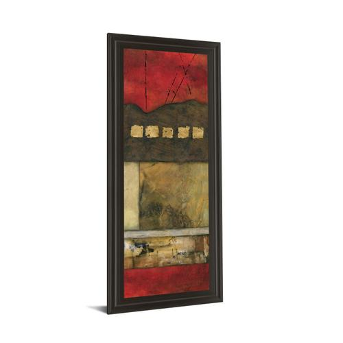 """""""Tupelo Honey I"""" By Norm Olson Framed Print Wall Art"""