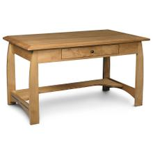Aspen Writing Desk, Aspen Writing Desk with Inlay, 54""