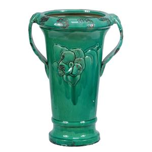 CERAMIC VASE WITH HANDLES Product Image
