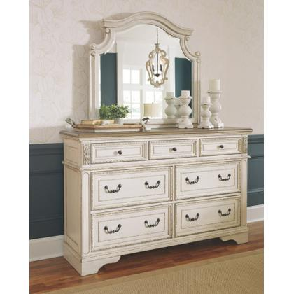 See Details - Realyn Dresser and Mirror