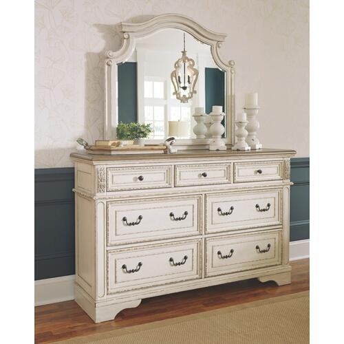 Realyn Dresser and Mirror