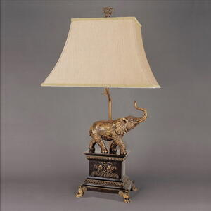 Crown Mark - Elephant Lamp