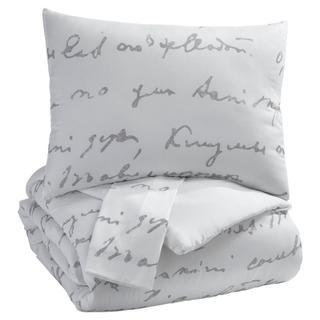 Adrianna 3-piece King Comforter Set
