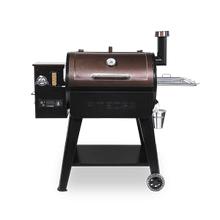 See Details - Mahogany 820D3 Wood Pellet Grill