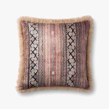 P0801 Multi / Beige Pillow