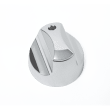 Small Control Knob with a clear flame for LEX Series and Prestige 500