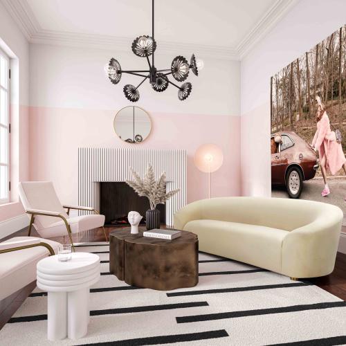 Product Image - Serenity Oat Velvet Sofa