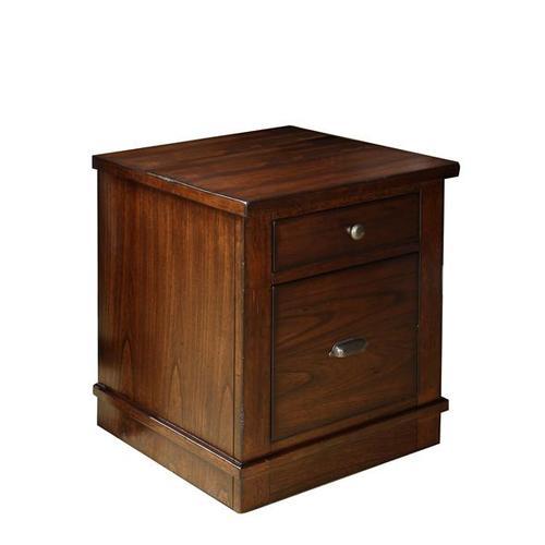 Riverside - Castlewood Mobile File Cabinet Warm Tobacco finish