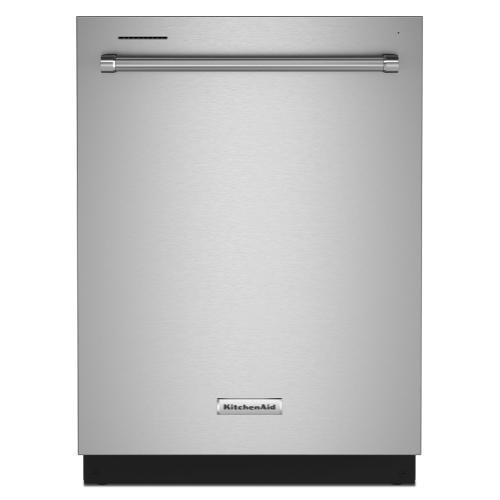 39 dBA Dishwasher in PrintShield Finish with Third Level Utensil Rack - Stainless Steel with PrintShield™ Finish