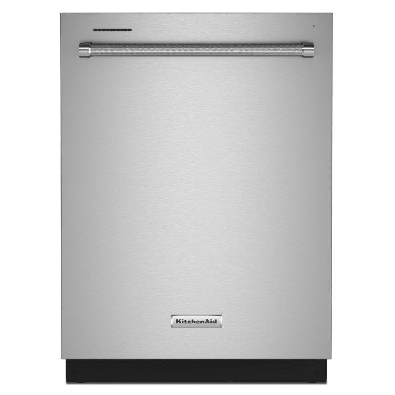 39 dBA Dishwasher in PrintShield™ Finish with Third Level Utensil Rack - Stainless Steel with PrintShield™ Finish