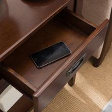 See Details - Stratus Nightstand with Drawer #22022