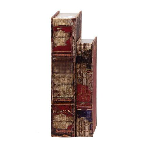 S/6 Book Boxes