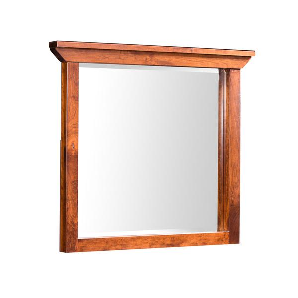 "B&O Railroade Trestle Bridge Dresser Mirror, B&O Railroade Trestle Bridge Dresser Mirror, 43 1/2""w"